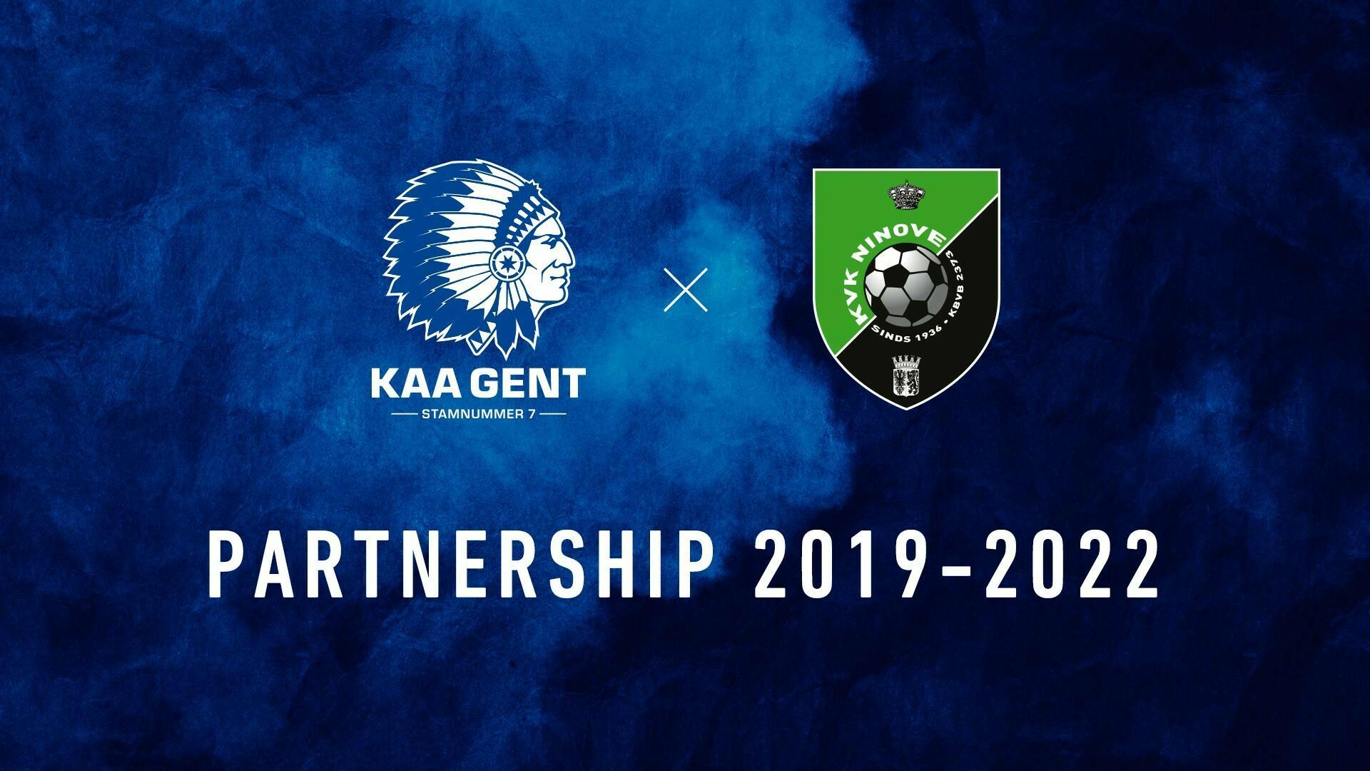 Samenwerking KAA Gent & KVK Ninove