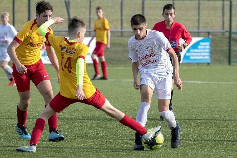 Jong talent kiest voor KAA Gent