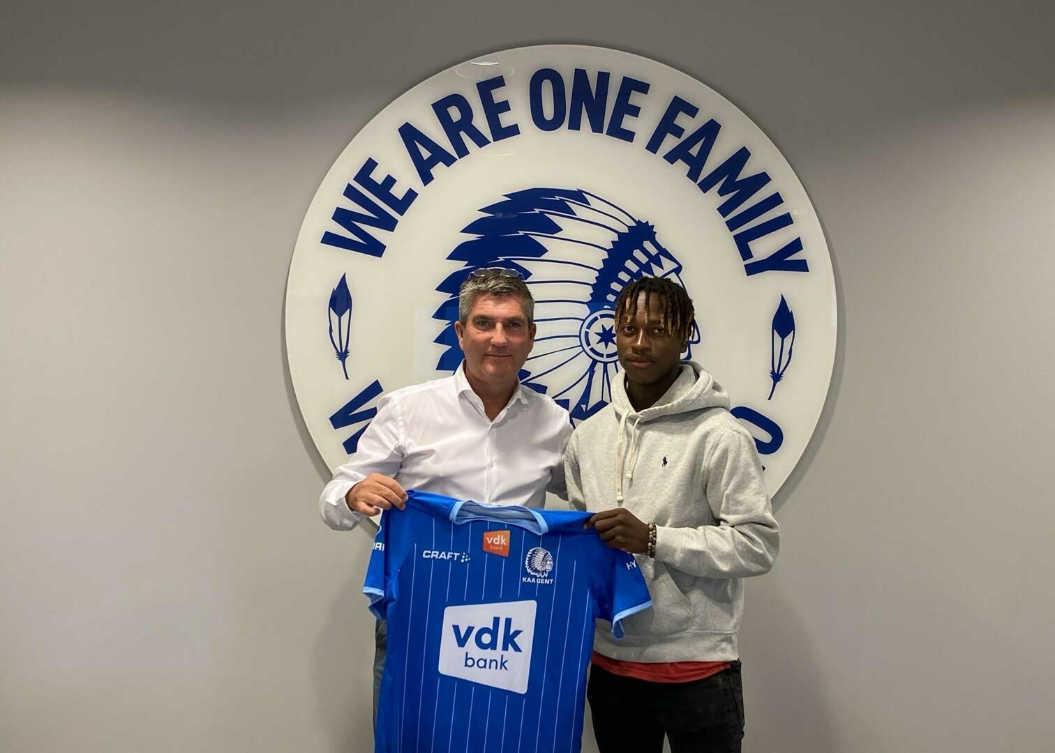 Jong talent verlengt contract