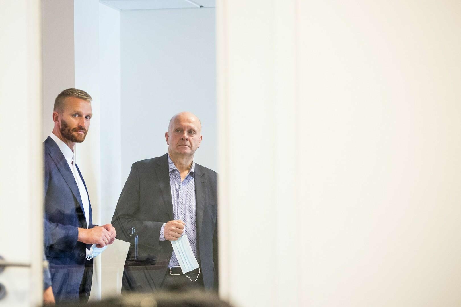 Wim De Decker en Peter Balette aangesteld als nieuwe trainers