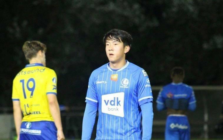 Hao Wang: eerste Chinese speler bij KAA Gent