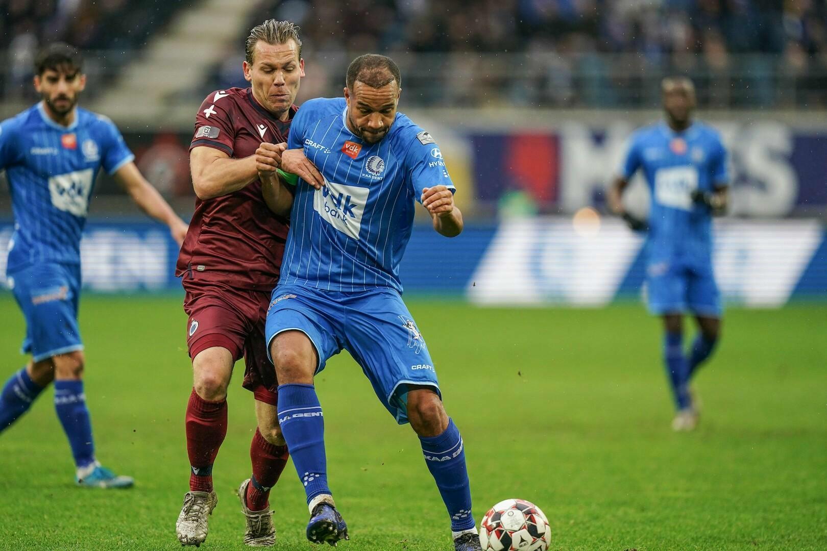 Nieuwe datum KAA Gent - Club Brugge