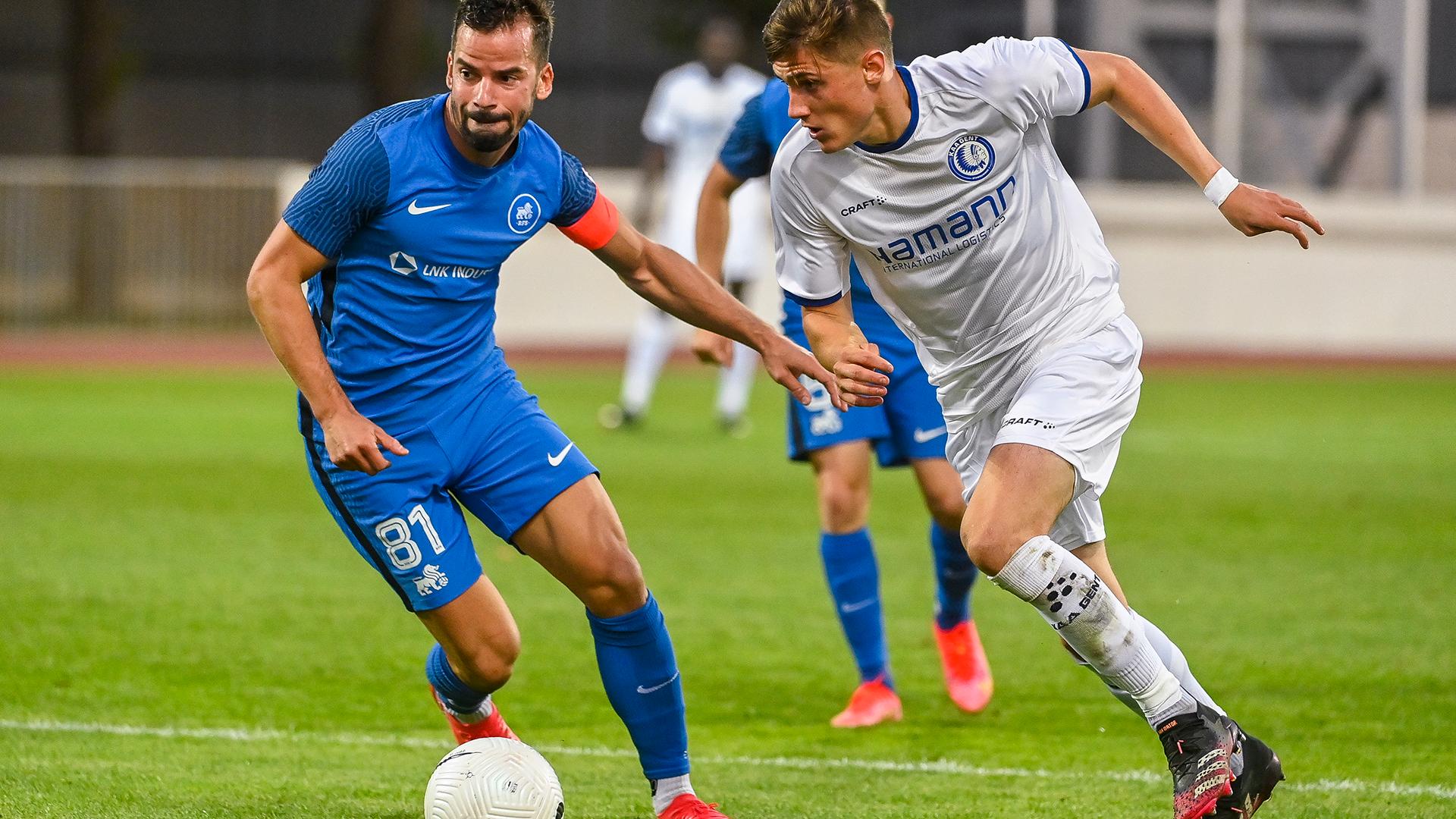 Gent stoot door naar Play-Off ronde van de Conference League