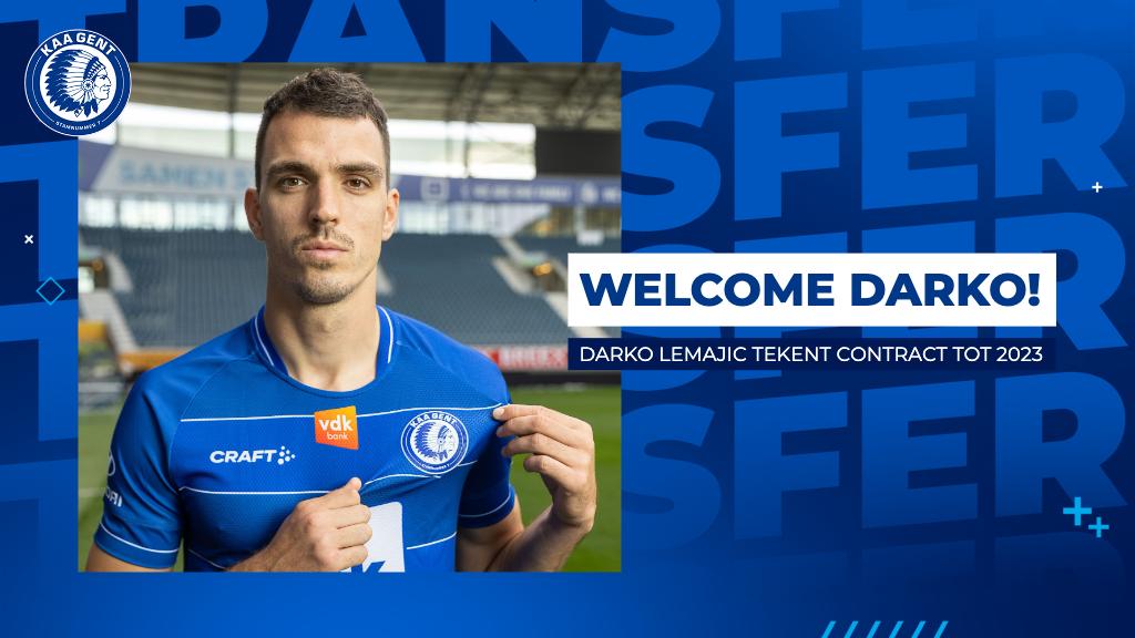 Welcome Darko!