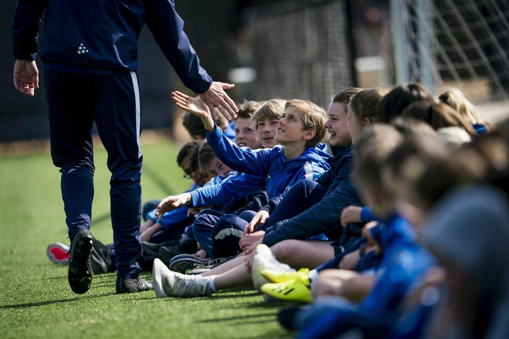 KAA Gent & Soccerlab