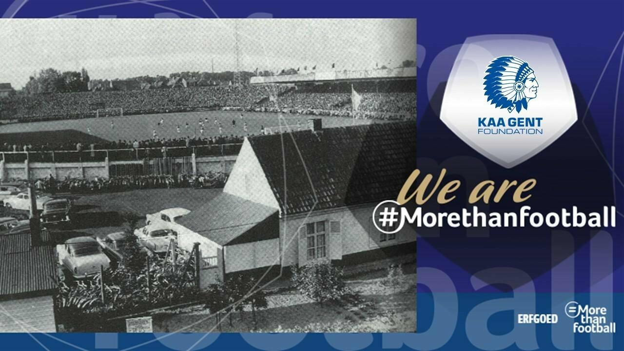 #MoreThanFootball: Erfgoed