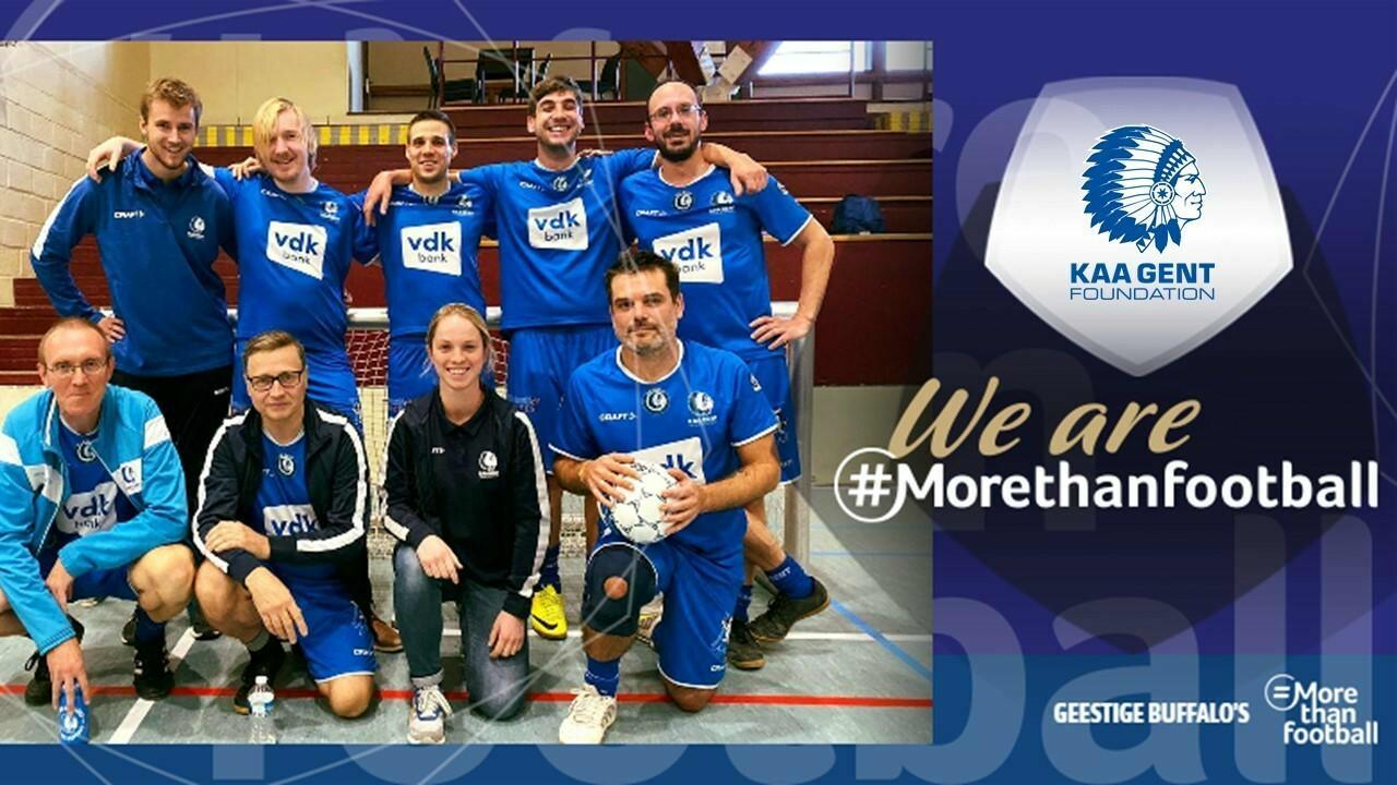 #MoreThanFootball: Geestige Buffalo's