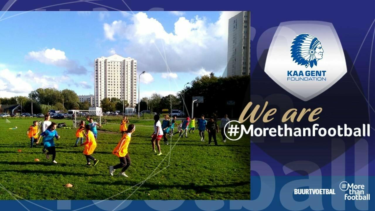 #MoreThanFootball: Buurtvoetbal