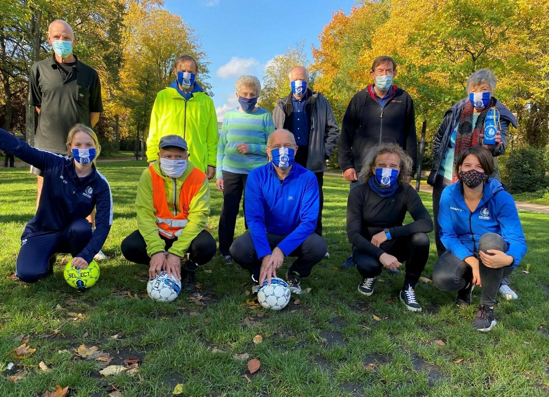 Gezocht: coach wandelvoetbal Zuidpark