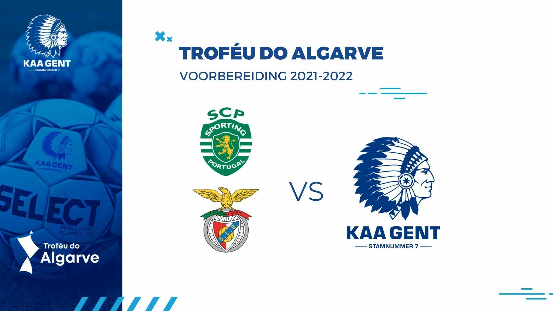 KAA Gent neemt deel aan Algarve Cup
