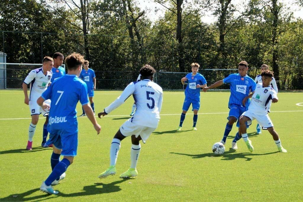 KAA Gent jeugdopleiding haalt hoogste score ooit