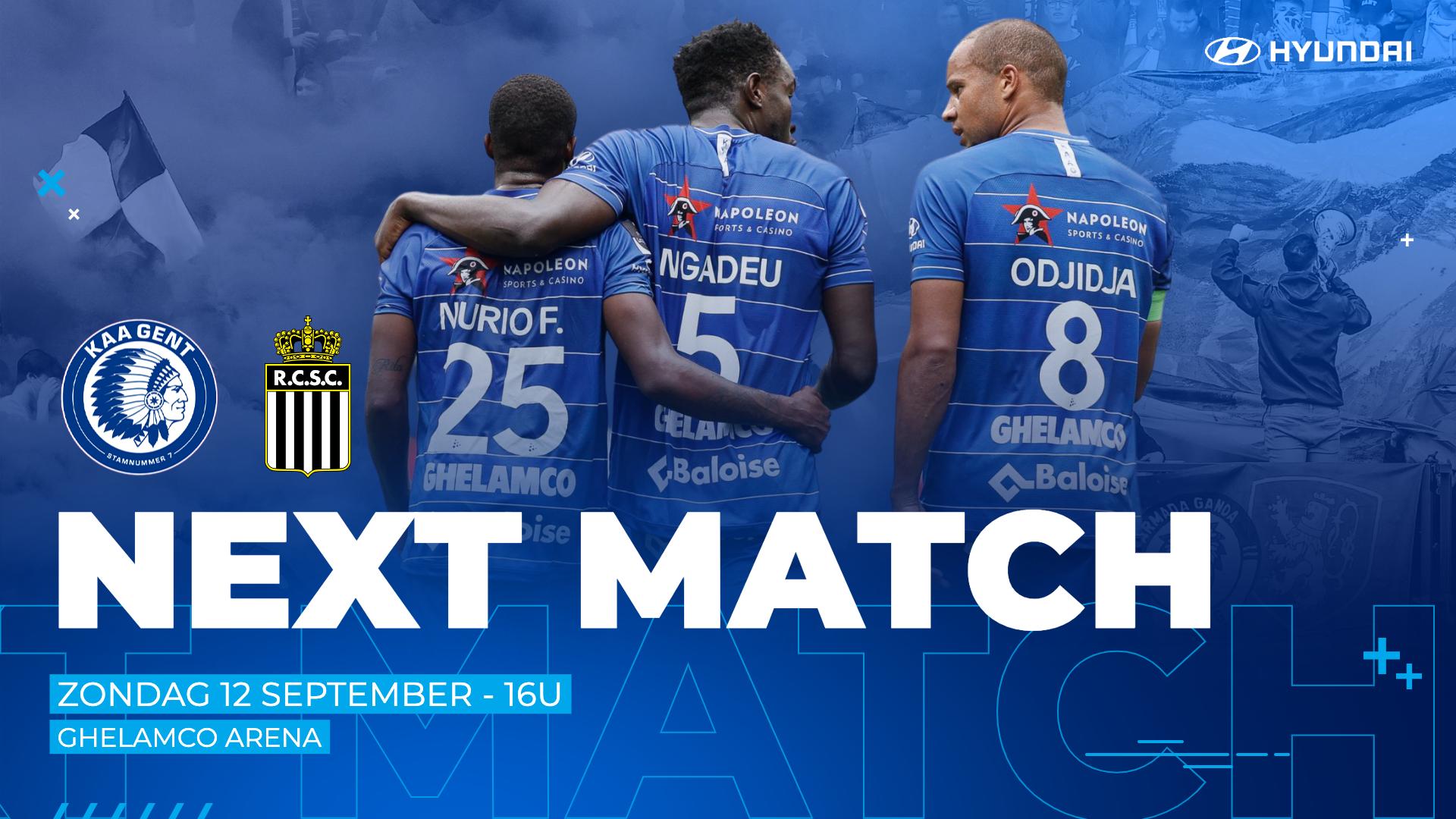 Ticketverkoop R Charleroi SC
