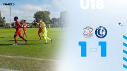 U18 I Zulte Waregem - KAA Gent 1-1
