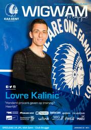 KAA Gent - Club Brugge